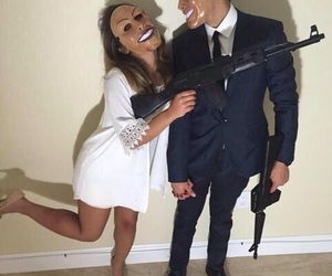 couple, goals, and the purge image