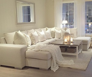 living room, shabby chic, and bachelorette pad image