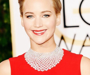 fashion, golden globes, and Jennifer Lawrence image