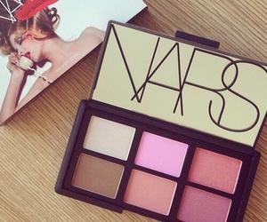 nars, make up, and makeup image