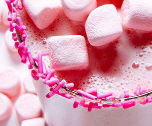 pink and sweet image