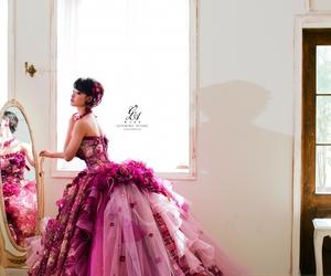 princess, beautiful, and dress image