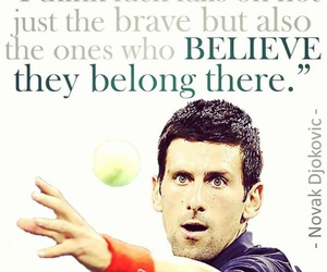 believe, brave, and dedication image