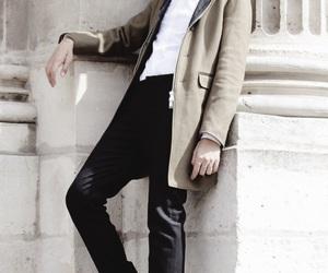 exo, fashion, and kris image
