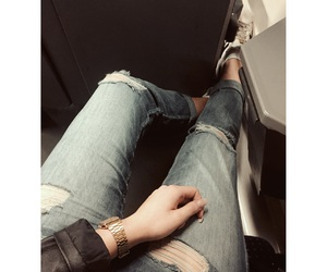 jeans and love image