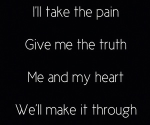 black, cold, and Lyrics image