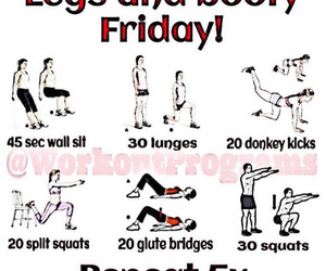 fitness, motivation, and work out image