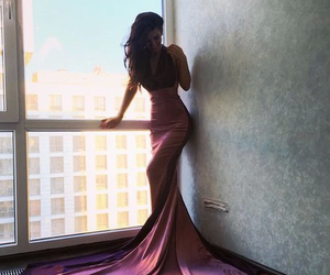 beauty, Figure, and gowns image