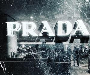 Prada and fashion image