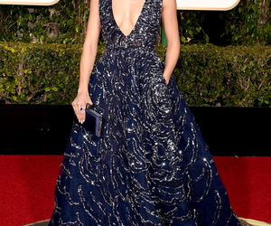 dress, golden globes, and jenna dewan tatum image