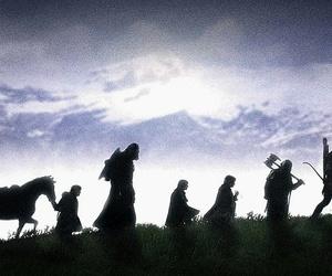 gandalf, Legolas, and gimli image