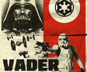army, darth vader, and empire image