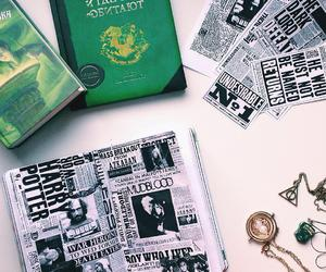 art, harry potter, and wreck this journal image