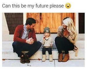 family and future image