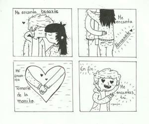 love and me encantas image
