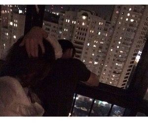 couple, life, and night image