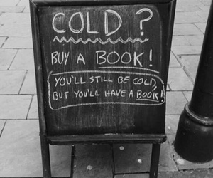 book, cold, and funny image