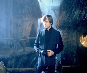 luke skywalker and star wars image