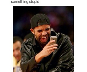 funny, ex, and Drake image