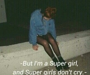 grunge, super girl, and super woman image