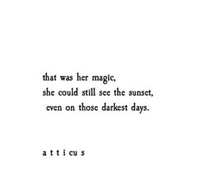 magic, quotes, and she image