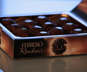 chocolate, ferrero, and food image