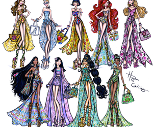 princess, hayden williams, and disney image
