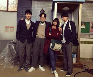 reply 1988, hyeri, and ryu jun yeol image