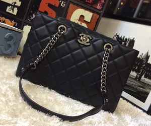 large shopping bag, a93021, and cc luxury bag image