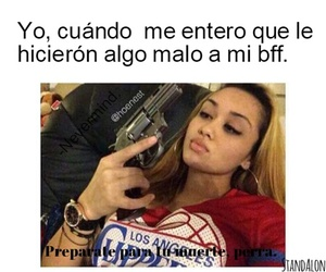 bff, indirecta, and frases image