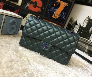 cc flap bag, fashion cc handbag, and luxury cc flap bag image