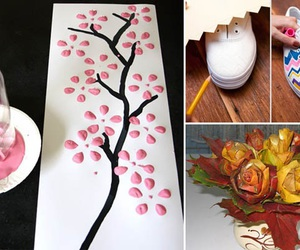 diy, do it yourself, and flowers image