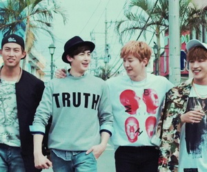 2PM, beautiful, and friendship image