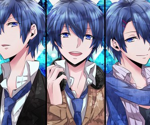 vocaloid and kaito image