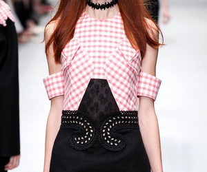 fashion, carven, and punk image
