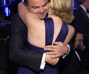kate winslet, leonardo dicaprio, and love image