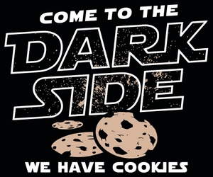 come to the dark side image