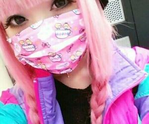 kawaii, cute, and girl image