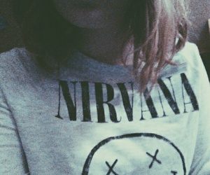 grunge, me, and nirvana image