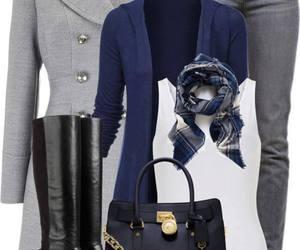 fashion, outfits, and women fashion image