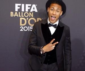 neymar, Barcelona, and ballon d'or image