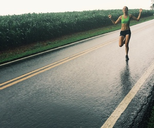 fit, running, and sport image