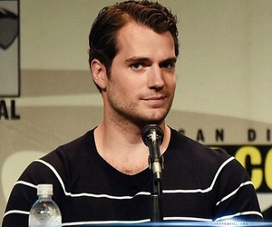 actor, comic con, and Henry Cavill image