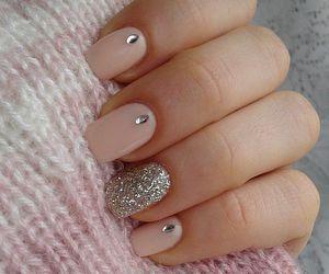 nail, nailart, and nails image