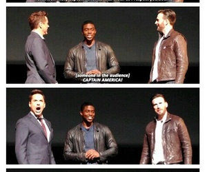 ironman, captain america, and Marvel image