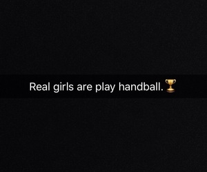 girls, handball, and my life image