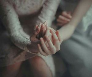 girls, soft, and hands image