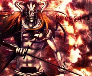kurosaki ichigo, bleach, and Ichigo image