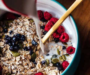 food, breakfast, and healthy image
