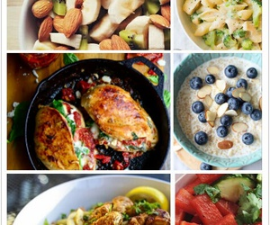 eat, food, and healthy image